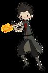 Legend of Korra: Mako