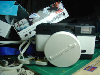 my first lomo cam by orkibal
