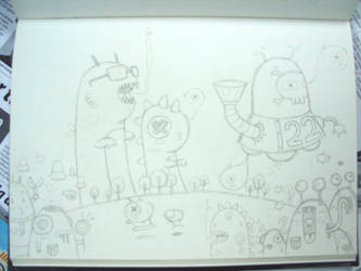 sketch04 by orkibal