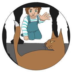 Annoyed cat - I by doppioslash