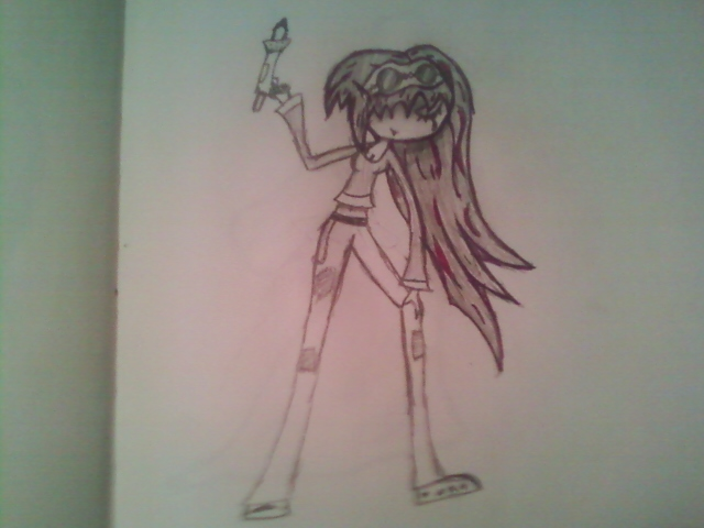 Vampire Hunter by demonboy-093