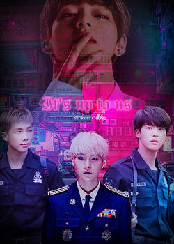 Police bts cover