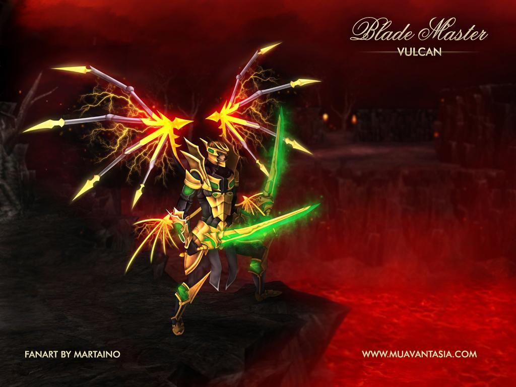 Mu Online Wallpaper Summoner Mu Online Blade Master...