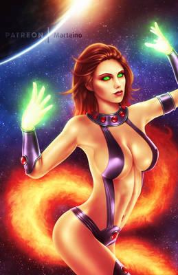 Starfire .NSFW opt.