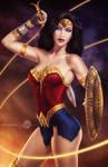 Wonder Woman .nsfw opt.