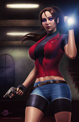Claire Redfield (SFW)