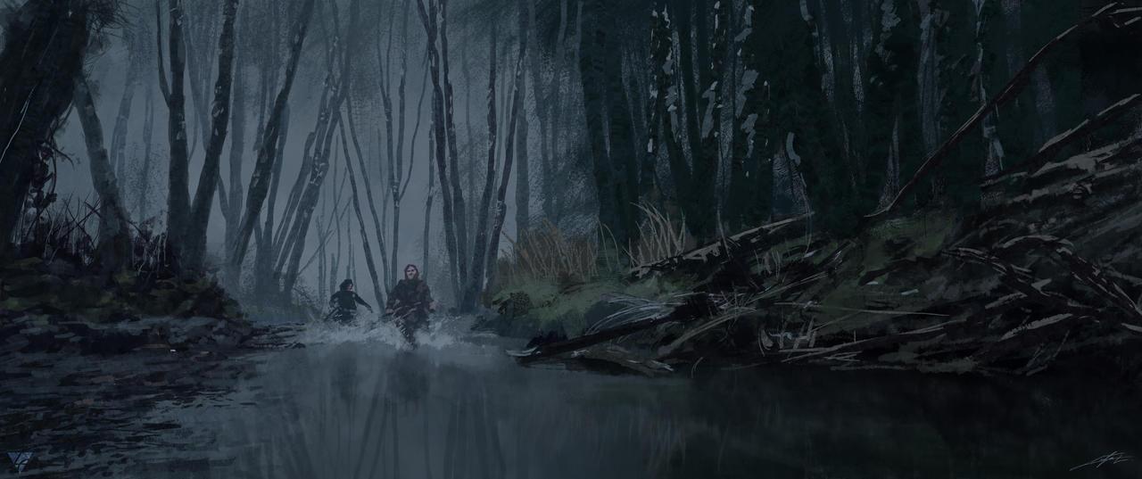 Film Study 06 by dr8gonwolf666