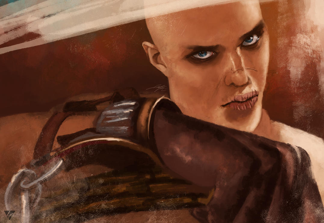 Nux- Mad Max Fury Road by dr8gonwolf666