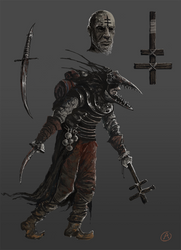 Demon Hunters by SixFootEwok