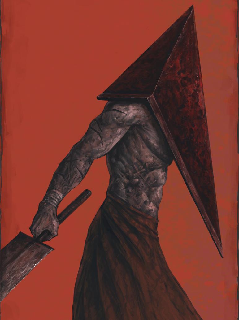 Pyramid Head WIP by SixFootEwok