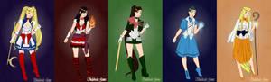 Sailor Heroines