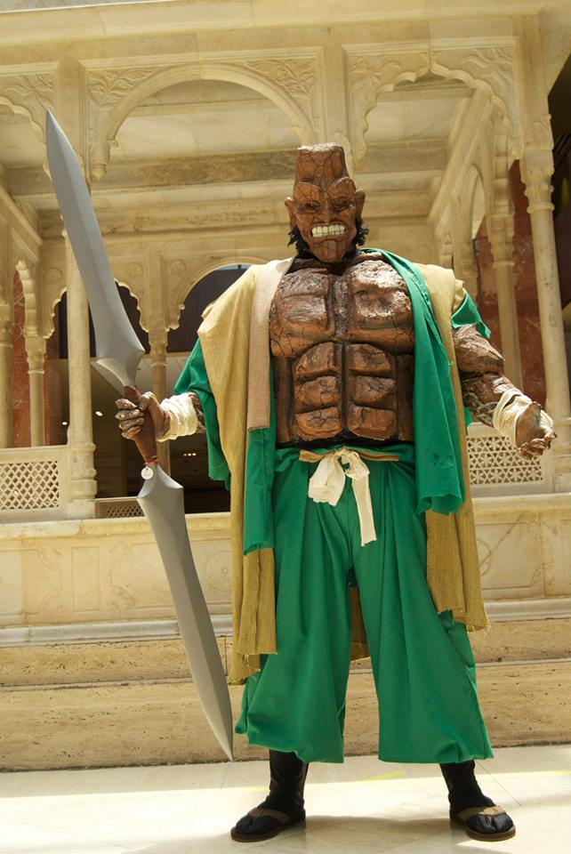 Tessai from Ninja Scroll by devilman13