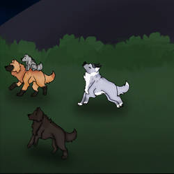 Felvargs Adventure 29 Night howler