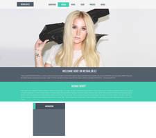 KESHA.ER.CZ | Kesha Ordered Layout by lenkamason