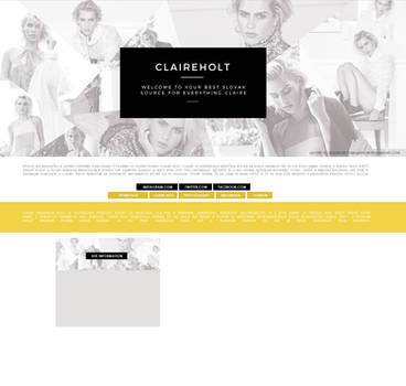 CLAIREHOLT |Ordered Layout