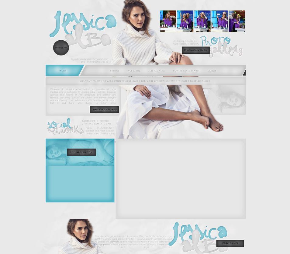 JESSALBA.NET | Version 1 by lenkamason