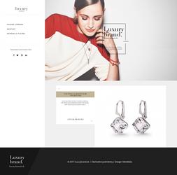 luxurybrand.sk | Webdesign