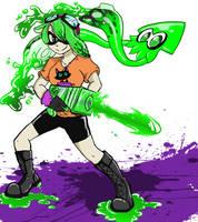 squidtastic Raiinbow Version