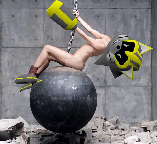 Shard's Wreaking Ball by NinjaRisu