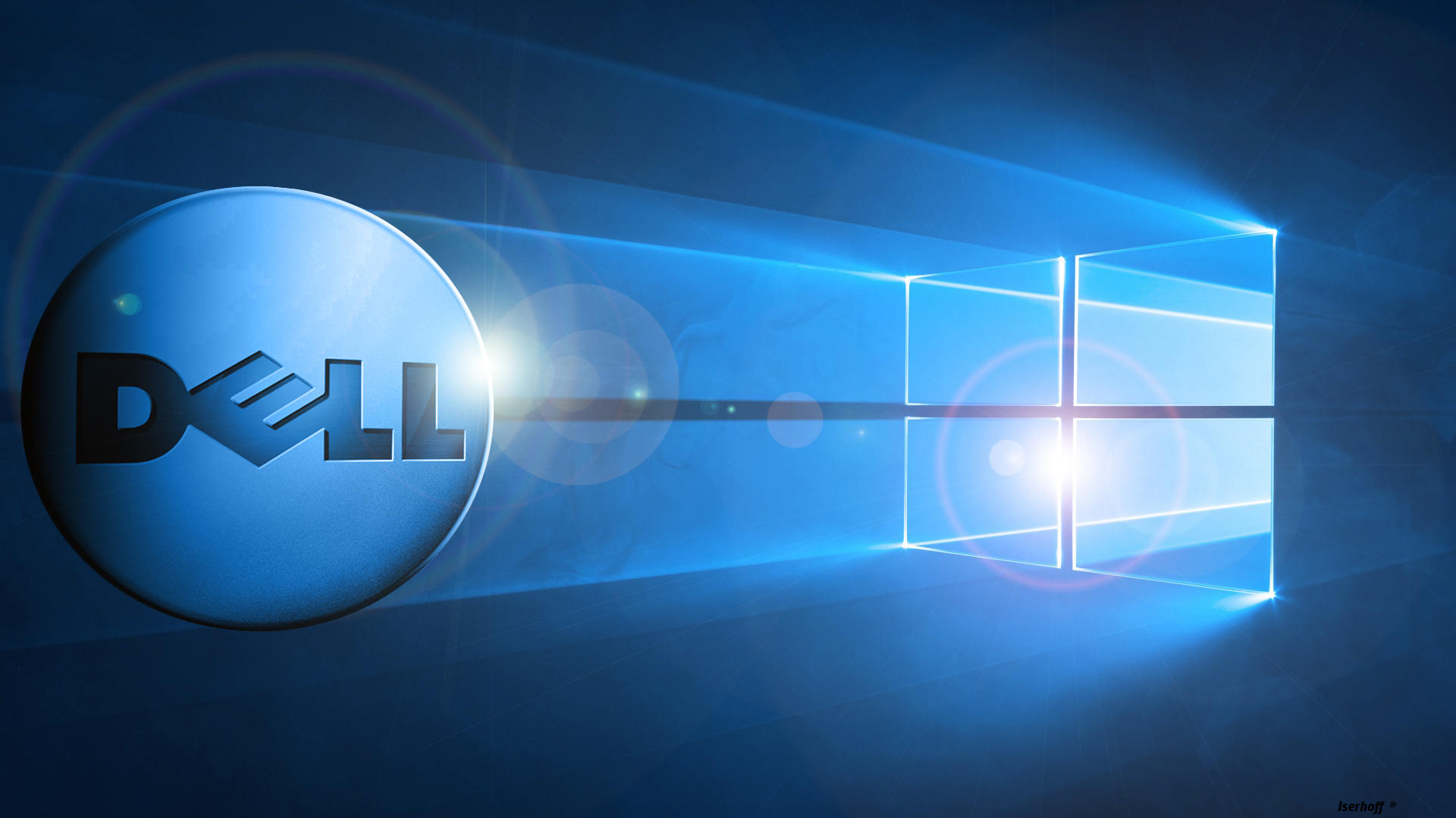 Dell Wallpaper: Dell Wallpaper Windows 10 By IzErHoFF On DeviantArt