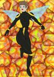 The Wasp (Fan Art) by AngryBirdDudeYT