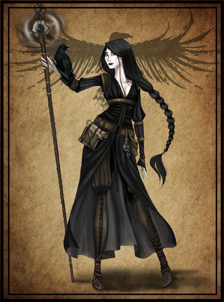 The Raven by Kingoftheplatypus