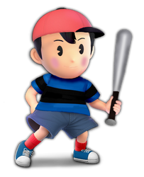 Ninten (Outdated) by Hydro-Plumber