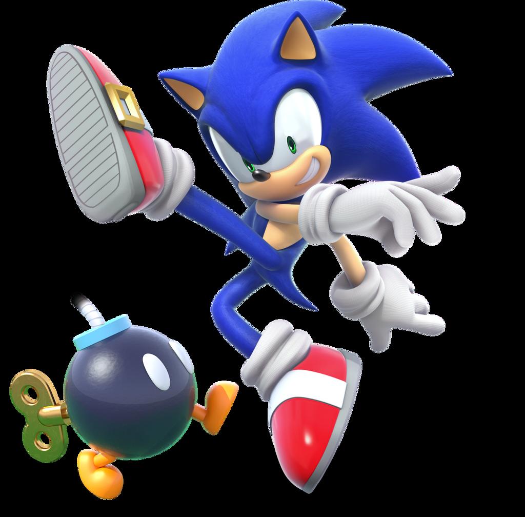 Sonic Boom Sonic By Hydro Plumber On Deviantart