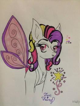 MLP G3 Halloween Ponies: Fun Fairy