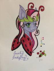 MLP G3 Halloween Ponies: Lovely Ladybug