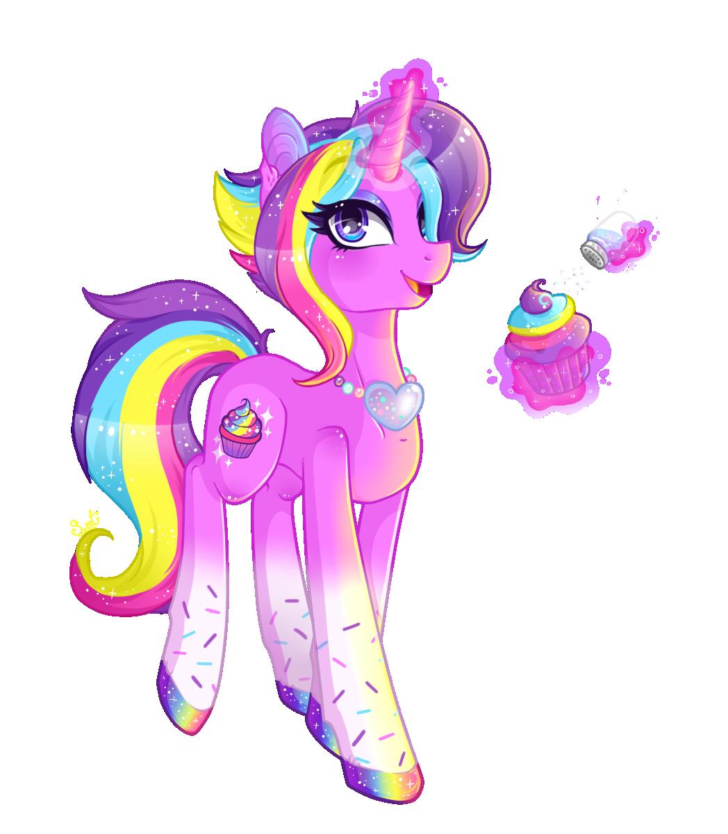 GlitterSweet by Sweet-Boom-Pony