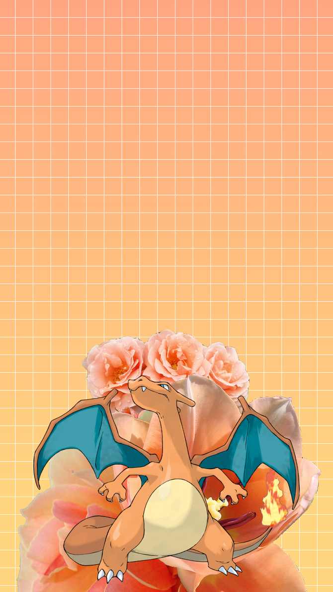 Charizard IPhone 6 Wallpaper By JollytheDitto