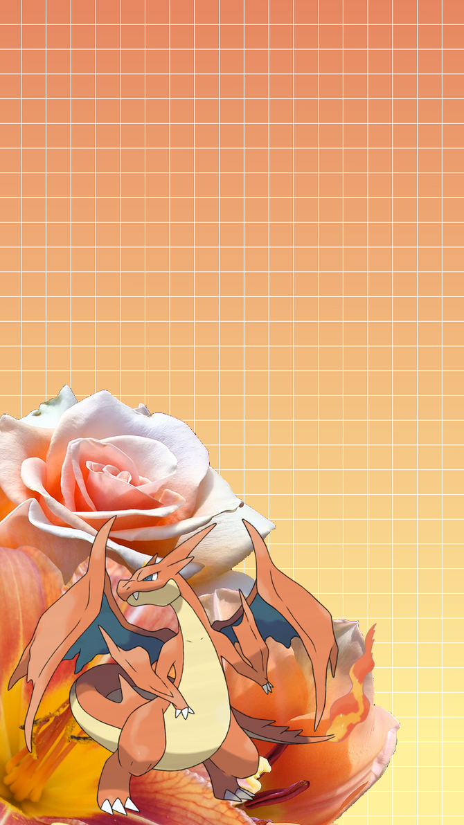 Mega Charizard Y IPhone 6 Wallpaper By JollytheDitto