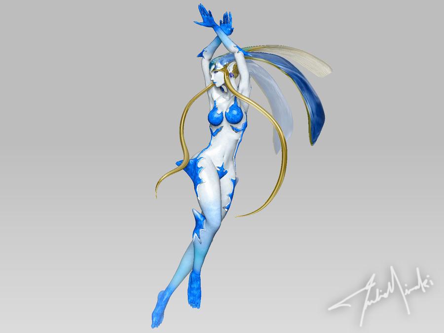 Final Fantasy VIII Shiva - 1