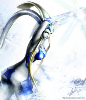 Final Fantasy VIII - Shiva by TulioMinaki