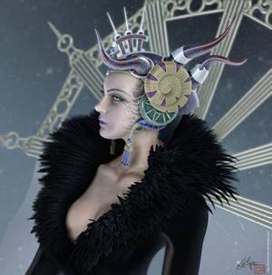 Final Fantasy VIII - Edea Kramer