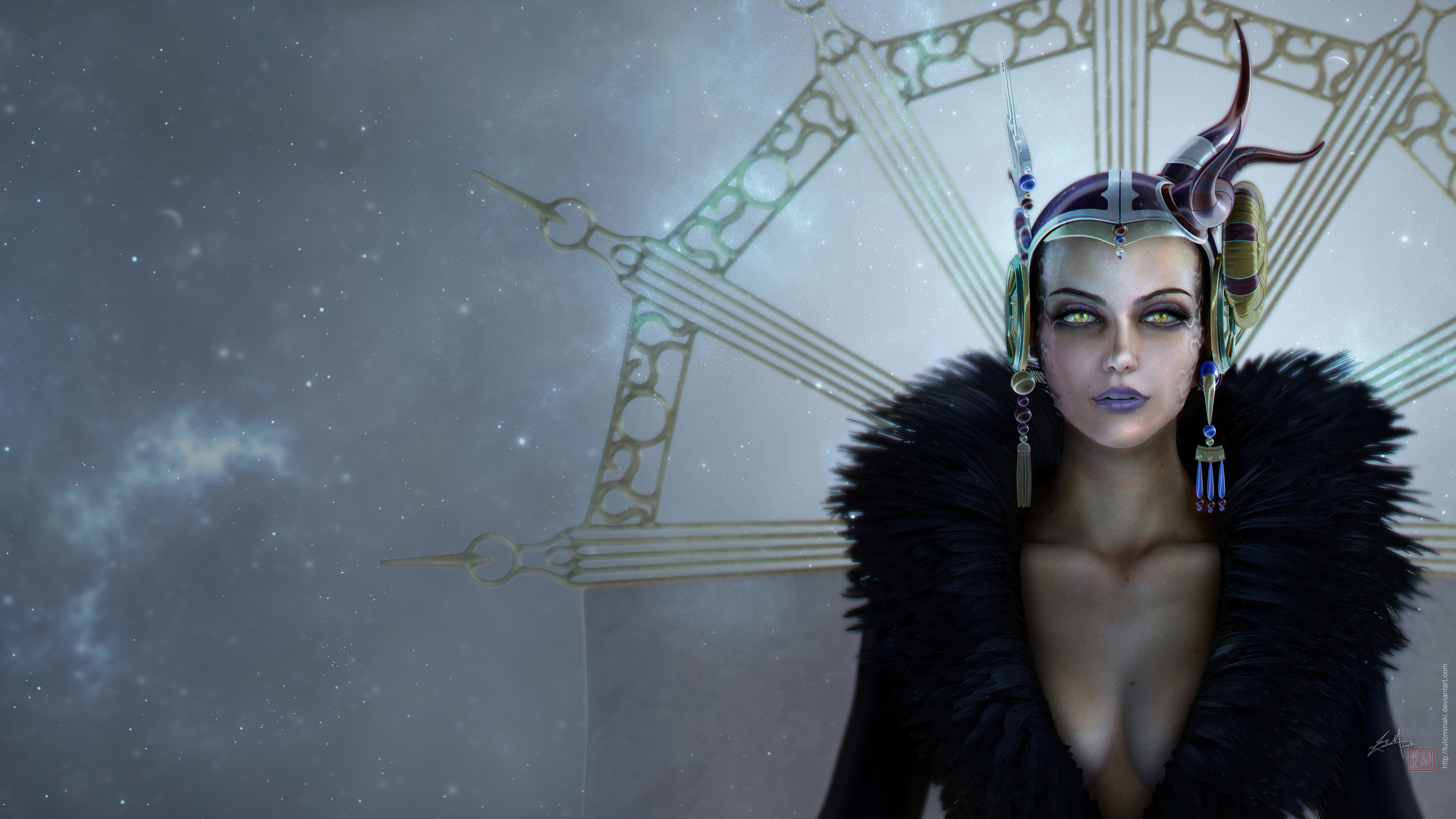 Final fantasy viii edea kramer wallpaper by tuliominaki on deviantart - Ffviii wallpaper ...