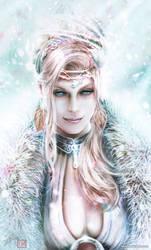 Snow Queen Halia
