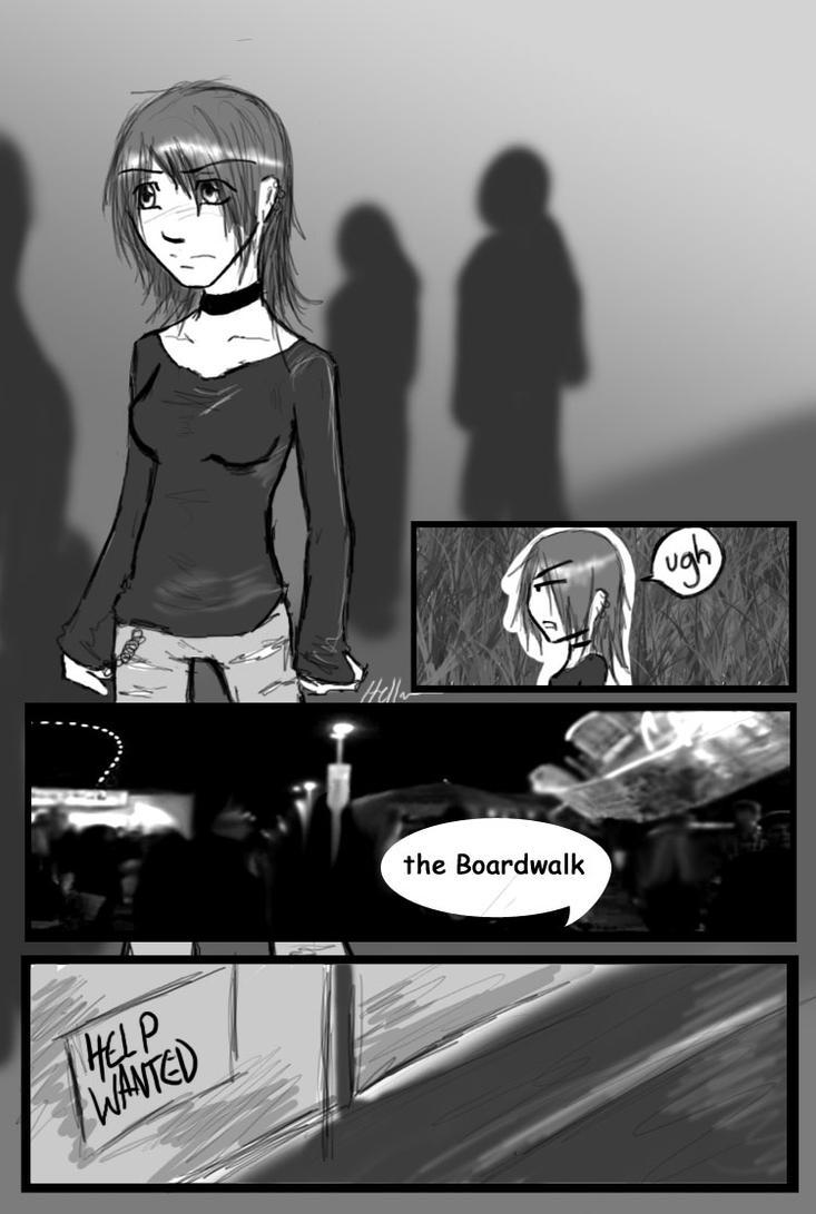 The Lost Boys Fan Comic 2 By Hellquin On Deviantart