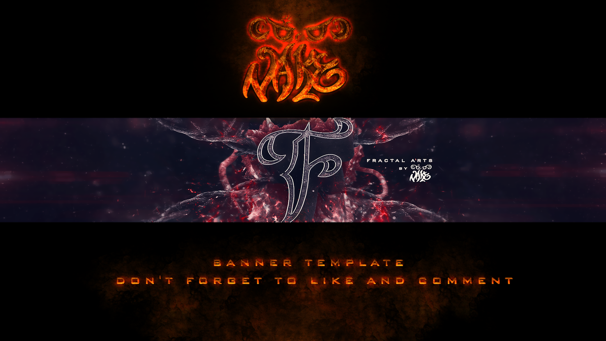 Fractal-banner by Nakeswag