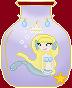 Queen Kestra the Mermaid - Kestra la Sirena by Aerodil