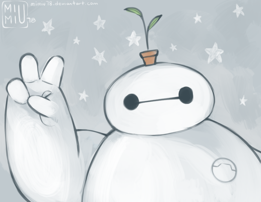 Baymax Facebook Cover Photo by Mimiu78 on DeviantArt