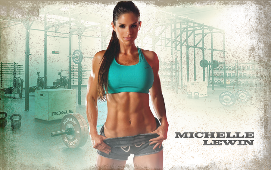 Michelle Lewin (3) Wallpaper by oja1 on DeviantArt