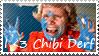Chibi Derf Stamp by transylvaniandreams