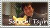 Satoshi Tajiri Stamp by transylvaniandreams