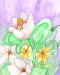 Flower Child by glubglubfish