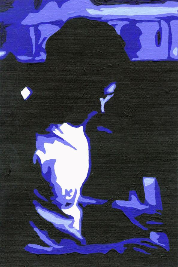 Dark Blue by xXdeviXx