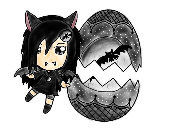 Shugo Chara Guardian Character Bat by LZGaMeR on DeviantArt