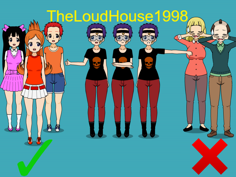 TheLoudHouse1998's Profile Picture