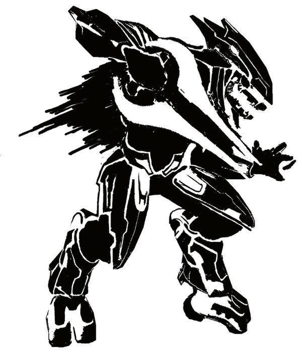 Ink elite by Ludjia